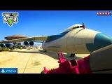 GTA 5 First Person CARGO PLANE - GTA 5 NEXT GEN Gameplay - GTA 5 Online FREE ROAM Gameplay
