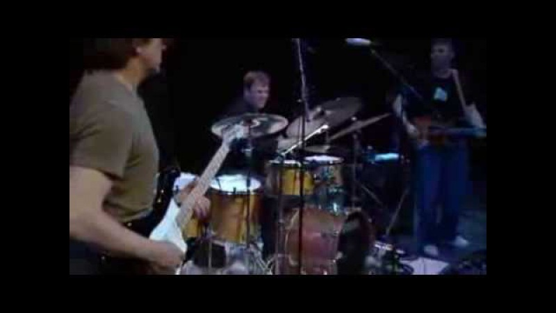 Fusion rock guitar wayne krantz keith carlock tim levebvre - why - 2005 live