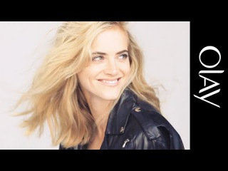 How To Be Beautiful: ELLE & Olay Interview Inspiring Women in TV
