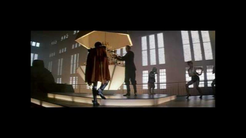Christopher Lee Sings!