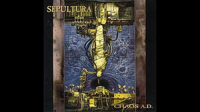 Sepultura CHAOS A D Full Album