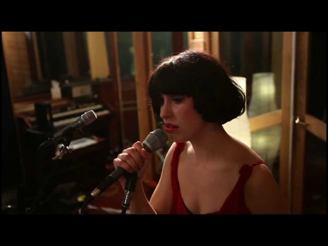 Kimbra Settle Down Live at Sing Sing Studios