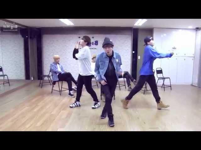 BTS - Just one Day - mirrored dance practice video - 방탄소년단 하루만 (Bangtan Boys)