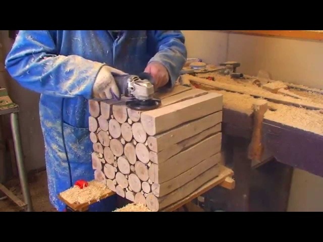 Wood Project: How To Make A Stylish Wooden Side Table PART 2