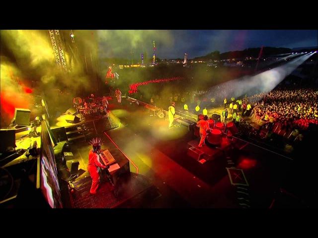 Slipknot Dead Memories Live at Download Festival 2013