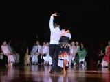Slavik Kryklyvyy &amp Anna Melnikova - Gipsy Dance (WSSDF2010)