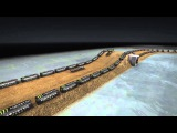 2015 Monster Energy Cup Animated Track Map