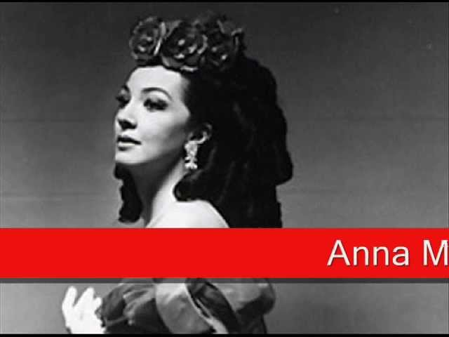 Anna Moffo: Rachmaninoff, 'Vocalise' Op. 34 No.14