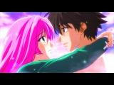Романтический клип о любви по аниме