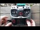 Radiolink AT9 - Calibration of the sticks / Калибровка стиков