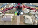 DRONE in flight with 2-axis 1 = APM 2.6F450GPS3dr22121000kvRadioLink AT9