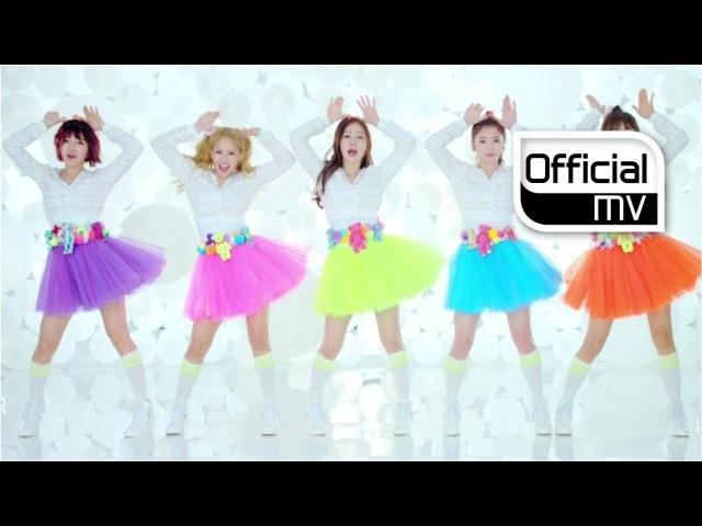 [MV] TINT(틴트) _ LOVE AT FIRST SIGHT(첫눈에 반했어)