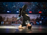 Mounir vs Gravity - Battle 5 - Red Bull BC One World Final 2014 Paris | УЛИЧНЫЕ ТАНЦЫ