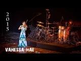 Vanessa-Mae, concert at Crocus City Hall 12.12.2015