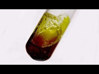 Сера, sulfur - обзор чистого химического элемента, её плавление и изучение аллотропных модификаций