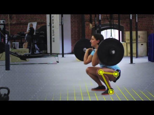 Thruster -- Выброс штанги. Стандарт выполнения упражнения в Crossfit