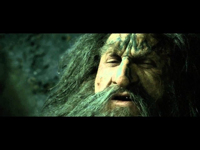 The Hobbit The Desolation of Smaug Deleted Scene - Thrain in Dol Guldur Full HD