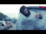 Молодого человека привязали скотчем к машине и прокатили по улицам города Новокузнецка