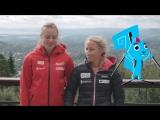Her er VM-maskoten! from Oslo 2016 on Vimeo