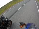 Suzuki SV 650 S and Honda CBR 1000 RR