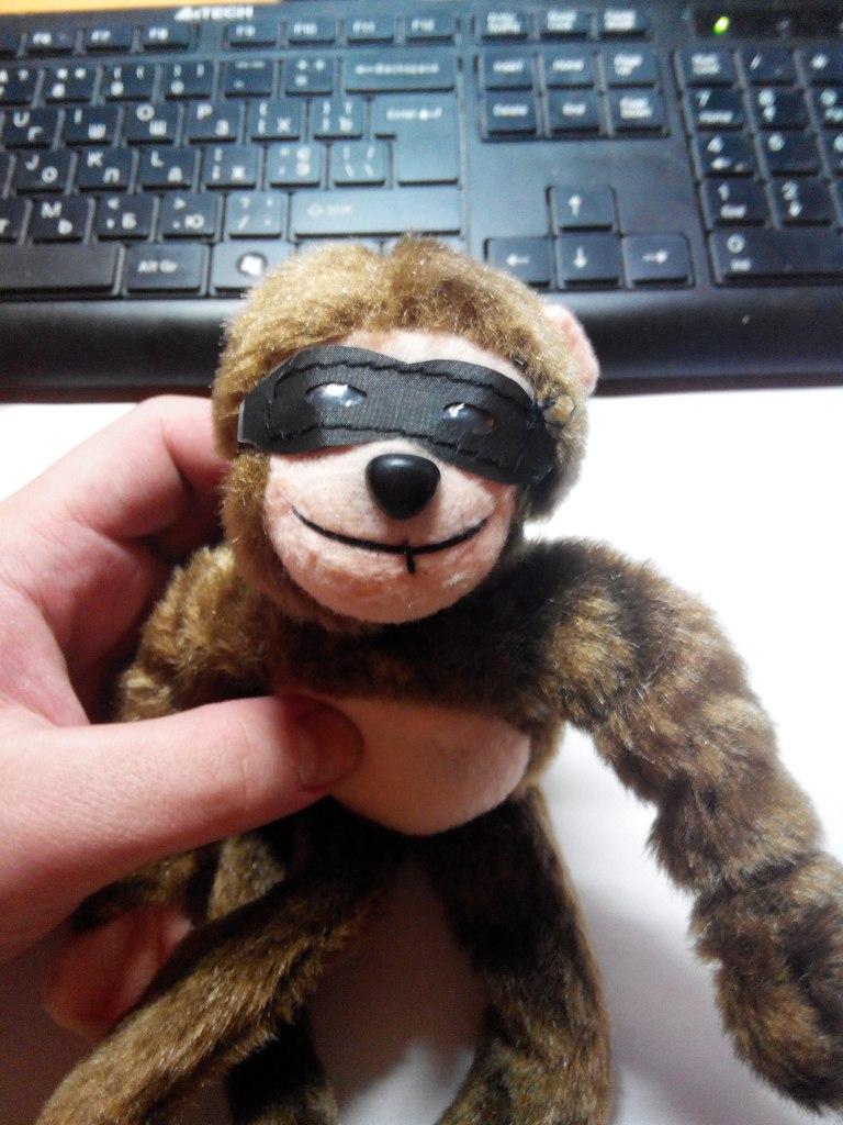 Aliexpress: Кричащая обезьянка-рогатка