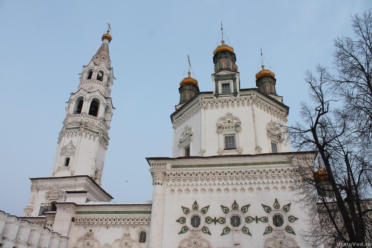 Церковь в Верхотурье
