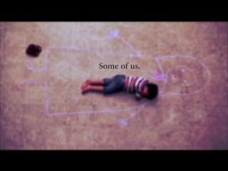 Фильм Мел Что же малыш нарисовал на асфальте Это трогает до слёз!