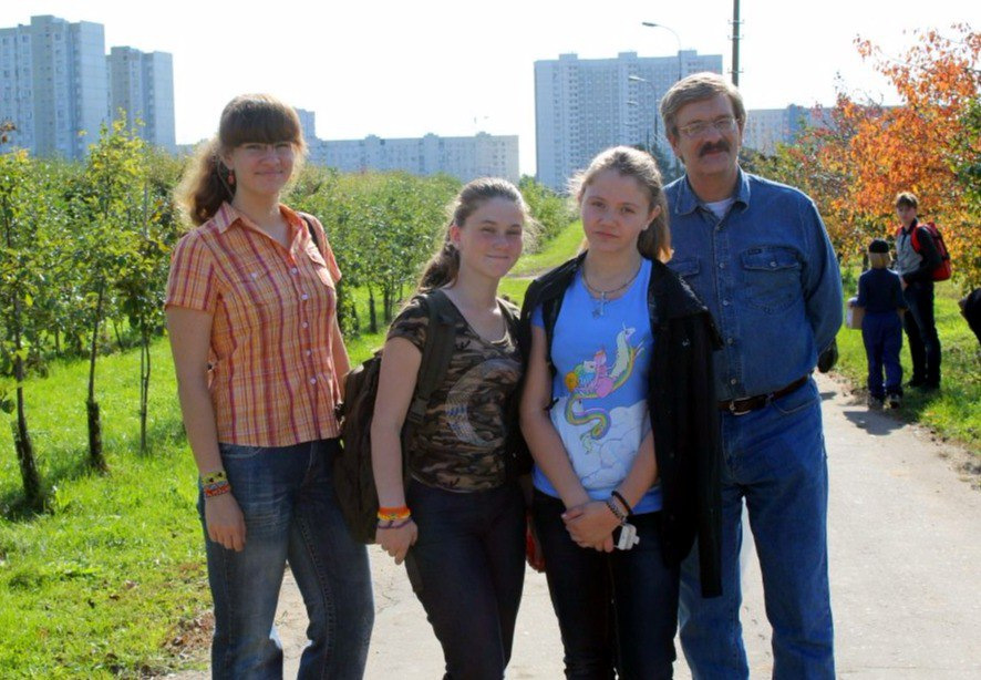 С Мичуринского в Мичуринский