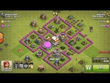 Clash of clans REPLAY #!