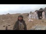 Сирия Опасно говорить плохо про Россию! Боевик не успел закончить свою мысль 18