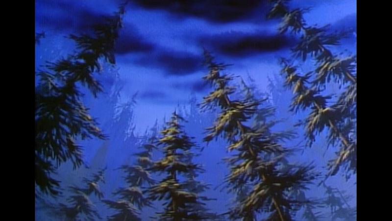 Звездные Войны: Анимационные Приключения - Эвоки: The Haunted Village / Star Wars Animated Adventures - Ewoks (1985 - 1987)