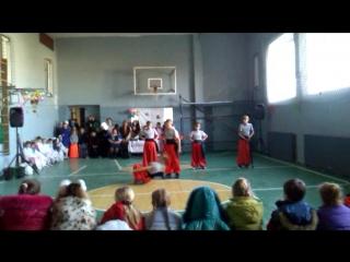 День святого Миколая в Новоолександрівській ЗШ.