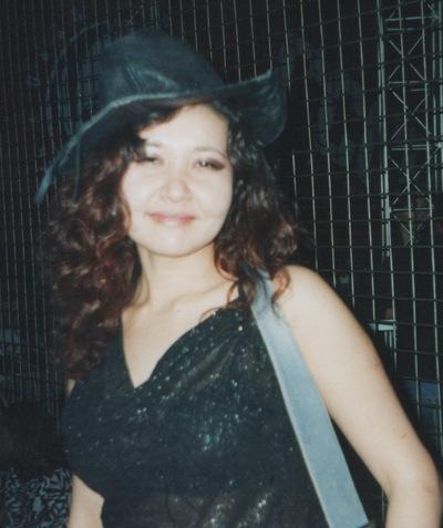 Анна Шатенова