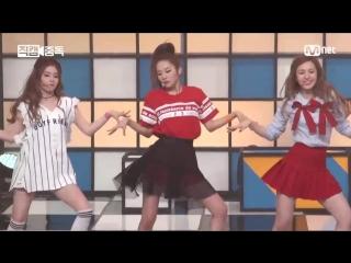 150910 Seulgi (Red Velvet) - DUMB DUMB @ M!Countdown