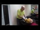 Вартан Болотов Ч2 Мастер класс по обесцвечиванию полотна волос и окраской Бешеный апельсин.