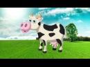 Как говорят животные. Развивающий мультик для детей