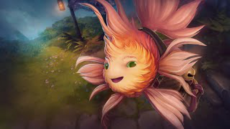 Dota 2 Workshop Coral the Furryfish