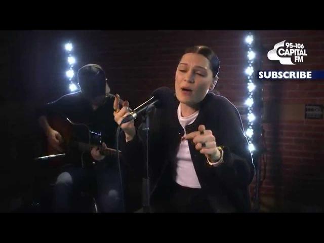 Jessie J - Sexy Lady (Capital Session)