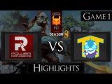Dota 2 PR vs Team Tinker Highlights | joinDOTA MLG Pro League