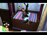 The Sims 4 Смерть от голода и воскрешение (First Let's Play)