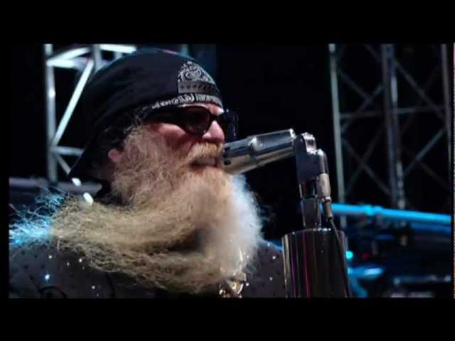 ZZ Top - Tush Live From Crossroads Guitar Festival 2004