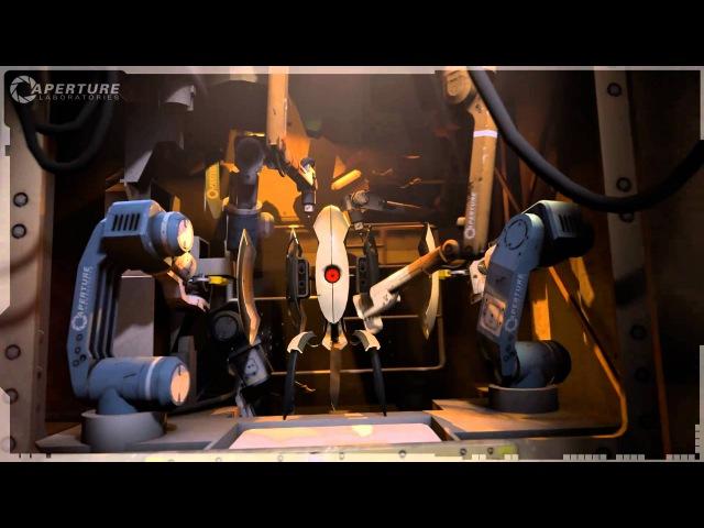 Portal 2 - Турели (русская версия)
