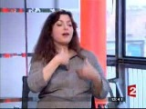 Tv France 2 Emmanuelle LABORIT - Le 4 Avril 2007
