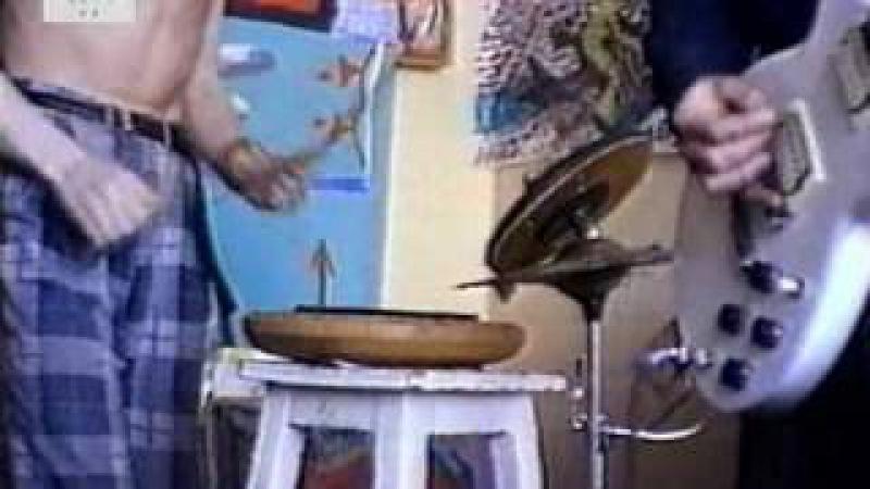 Кино - Репетиция в квартире у Густава (май 1987)