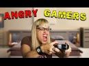Геймеры психи - лучшее, подборка злых геймеров