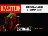Led Zeppelin - Bron-Y-Aur Stomp (Live at Earls Court 1975)