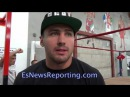 """Alex """"The Nail"""" Gvozdyk REACTION on Best Looking Boxer - EsNews Boxing"""