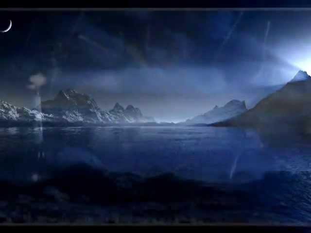 Ретро 60 е - Жан Татлян - Звёздная ночь (клип)