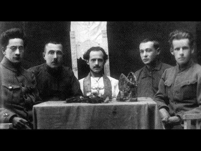 Оккультизм в России.Первая советская масонская ложа - единое трудовое братство.Живая тема