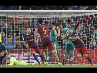 Sergio Busquets vs Eibar (H) • Individual Highlights • 2015/16 HD